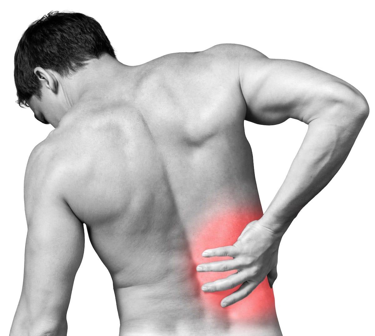 Боль в пояснице (почечная колика)